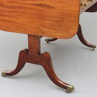 Regency Period Figured Mahogany Sofa Table c1815 (3 of 11)