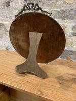 Round Brass Mirror (4 of 5)