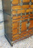 Chinese Elm Marriage Cabinet Circa 1900 (12 of 12)