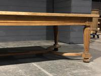 Huge Oak Table from the Bank of France (15 of 21)