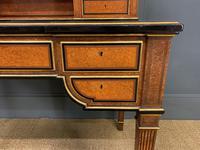 19th Century Amboyna Writing Desk (8 of 19)