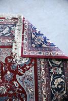 Large Quality Esfahan Rug (10 of 13)