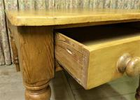 Antique Pine Farmhouse Table c.1860 (9 of 9)
