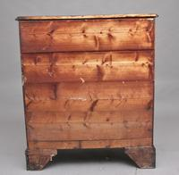 Tall 18th Mahogany Chest of Drawers (5 of 10)