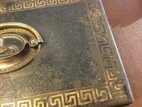 Toleware Box With Bramah Lock (8 of 8)
