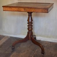 Georgian Mahogany Reading & Writing  Desk / Table (2 of 7)
