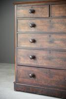 Antique Mahogany Chest of Drawers (2 of 12)
