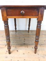 Victorian Mahogany Pembroke Table (4 of 11)