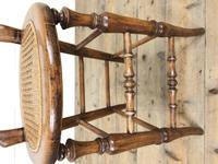 Antique Child's Correctional Chair (m-2215) (7 of 10)