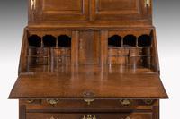 Late 18th Century Oak Bureau Cabinet (4 of 6)