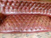 19th Century Aesthetic Leather Sofa (10 of 11)