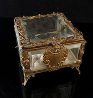 Antique French jewellery casket (9 of 14)