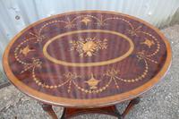 Antique Occasional Table (5 of 5)