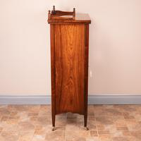 Inlaid Rosewood Music Display Cabinet (7 of 15)