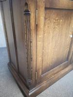 English Oak Dresser Base - Period Oak Reproductions (5 of 7)