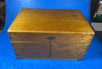Victorian Pine Partially Fitted Games Box (28 of 32)