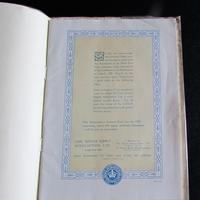 1925 Brochure on the Opening of The Civil Service Supply Association   Strand London (2 of 5)