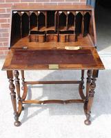 1850s Early Style Walnut Bureau (4 of 7)