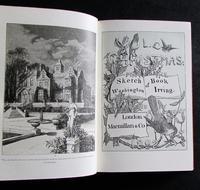 1892 Collection of Zaehnsdorf Leather Books Washington Irving + Oliver Goldsmith (2 of 5)
