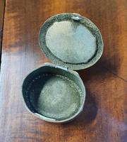 Georgous Victorian Oval Brass Snuff Box (5 of 5)