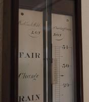 Watkins & Hill London Georgian Stick Barometer (4 of 6)