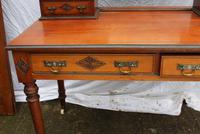 1910's Elegant Maple and Co Mahogany Dressing Table (3 of 5)