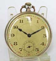 Beautiful Niello-ware Pocket Watch (3 of 6)