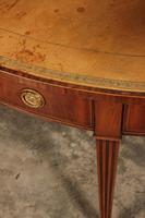 George III Oval Writing Table (21 of 23)