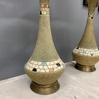 Pair of Vintage Moroccan Style Lamps (4 of 8)