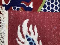 Vintage Tibetan Dragon Rug (8 of 8)