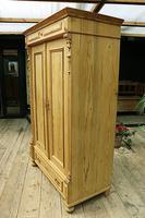 Fabulous Old Pine Cupboard / Double Wardrobe - Option of Shelves (4 of 11)