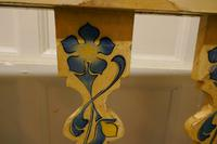 Hand Painted Wooden Railings from a Fair Ground (8 of 11)