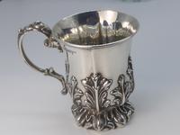 Edwardian Silver Christening Mug & Box (4 of 10)