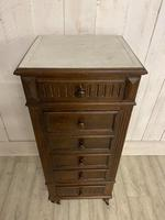 French C1890 Night Stand Bedside (4 of 4)