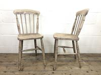 Pair of 19th Century Ash & Elm Chairs (5 of 10)