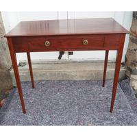 Elegant Georgian Scottish Side Table