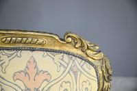 Louis XV Style Gilt Sofa (8 of 12)