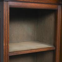 Oak & Painted Aesthetic Movement Bookcase (8 of 13)
