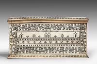 An Early 19th Century Vizagapatam Bone Box (7 of 8)