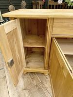 Big! Old 2m Pine Dresser Base Sideboard / Cupboard / TV Stand - We Deliver! (10 of 13)