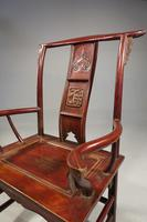 An Early 20th Century Oriental Elbow Chair (7 of 7)