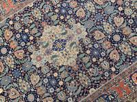 Antique Tabriz Rug (5 of 11)