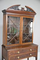 Chippendale Style Mahogany Cabinet 8937508 (6 of 13)