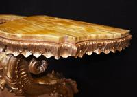 Antique French Console Tables - Gilt Louis XVI (2 of 10)