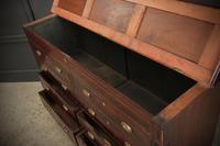 Large 18th Century Mahogany Mule Chest (10 of 14)