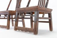 Pair of 19th Century Chinese Stargazing Chairs (5 of 7)