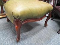 Continental Style Leather Nursing Chair (4 of 6)