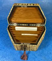 19th Century Anglo Indian Horn Stationary Box (11 of 15)