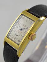Buren Art Deco Grand Prix Wristwatch (6 of 6)