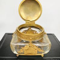 Gilt Napoleon III Bonbonniere (2 of 5)